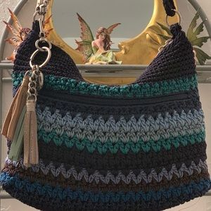 Easy breezy Crochet bag.